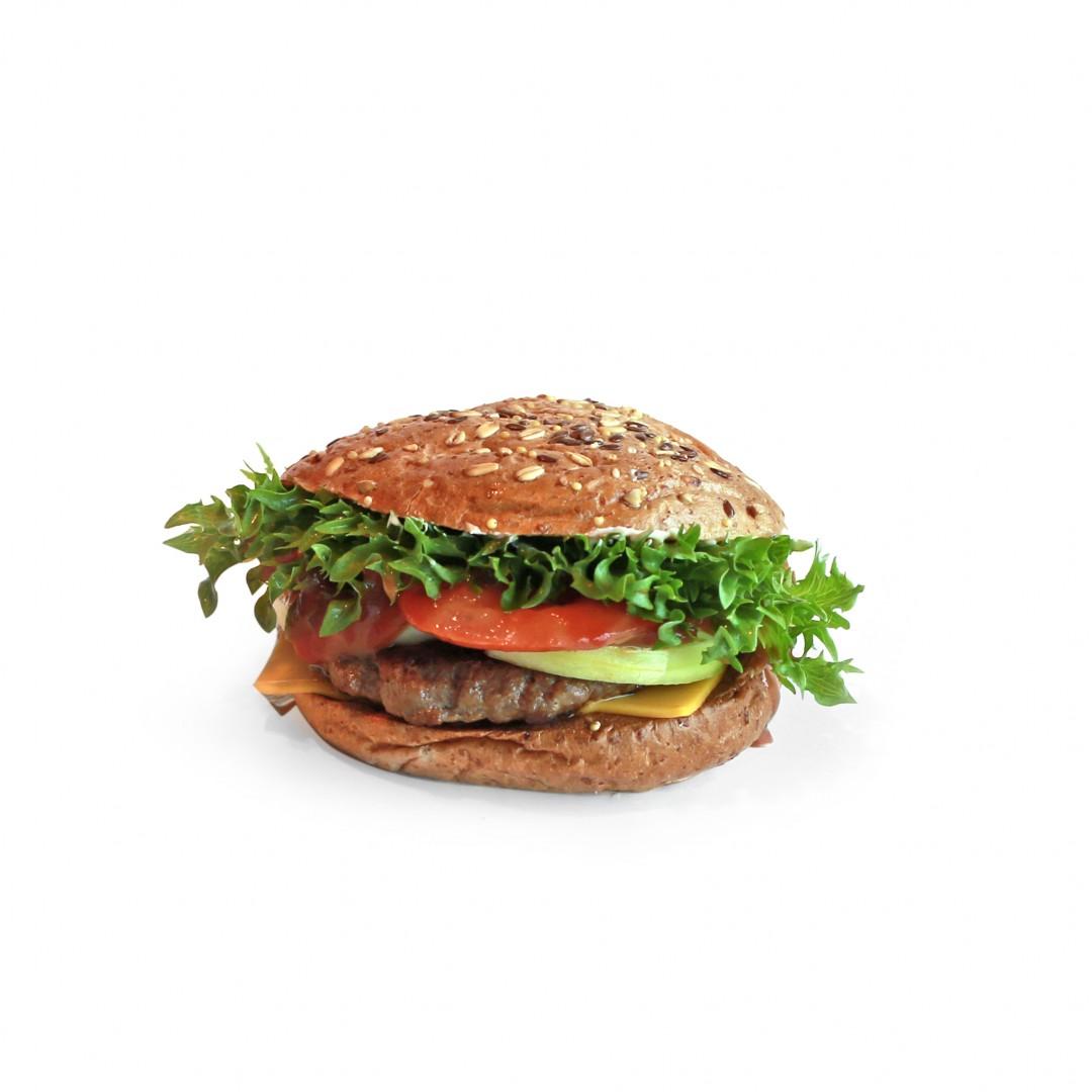 ...Telemark Burger