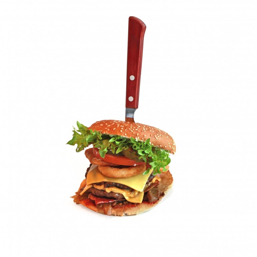 ...Blues Burger