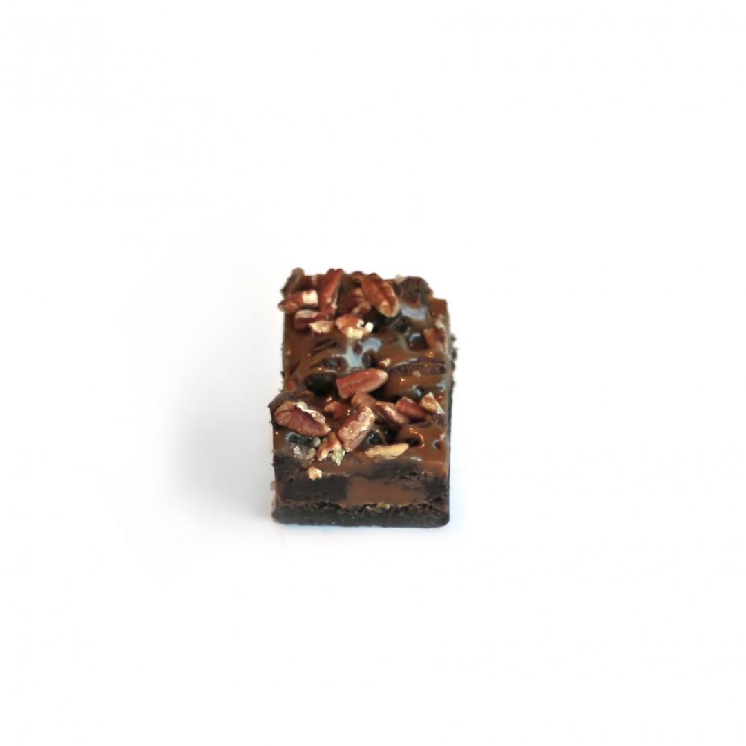 Chocolate Peanut Brownie