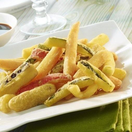 Tempuragrønnsaker