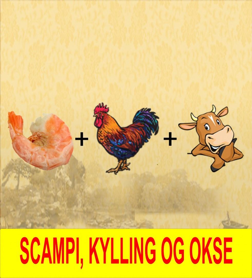 18. Kylling okse_&_reker
