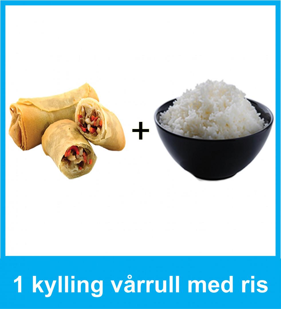 20. 1_Kylling vårrull_med_ris