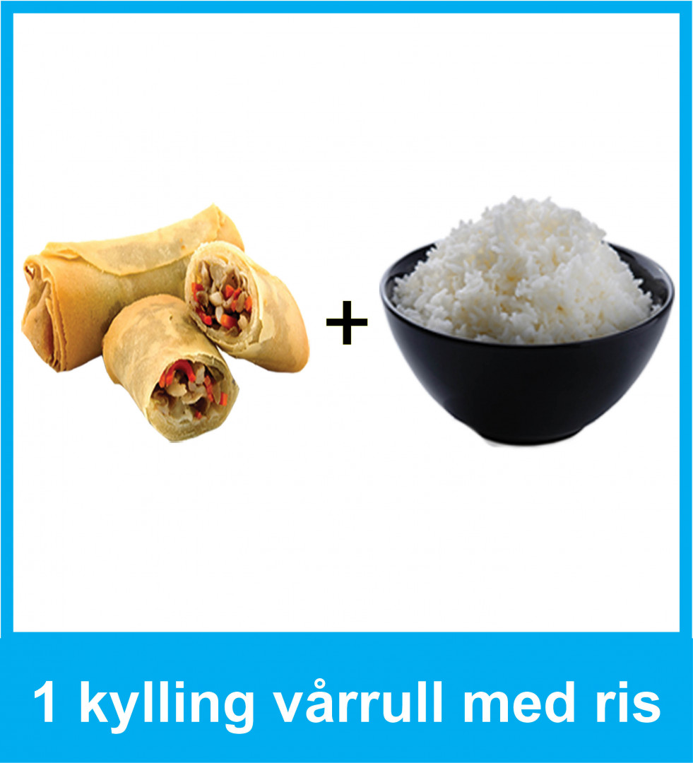 24. kylling_nuggets ris/Pommes