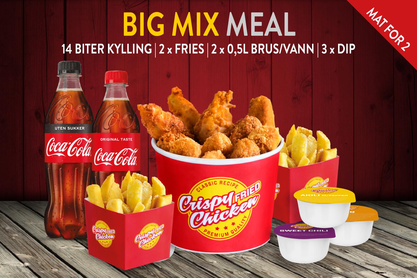 Big Mix Meal