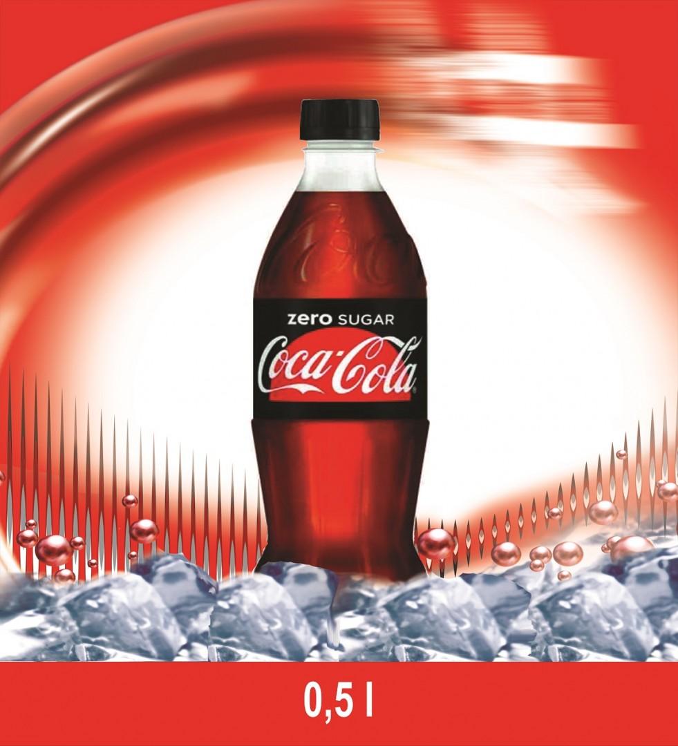 .Cola uten sukker