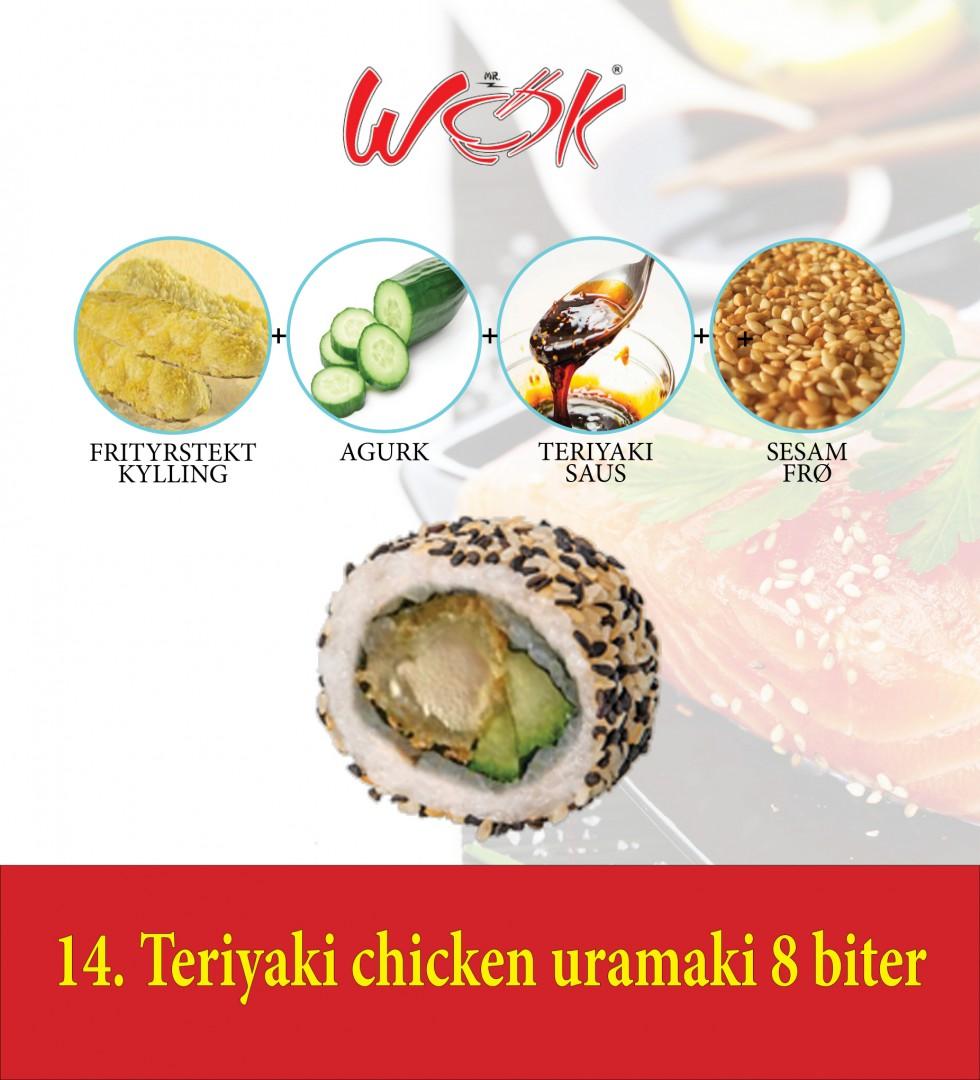 14_Tariyaki Chicken_Urmaki