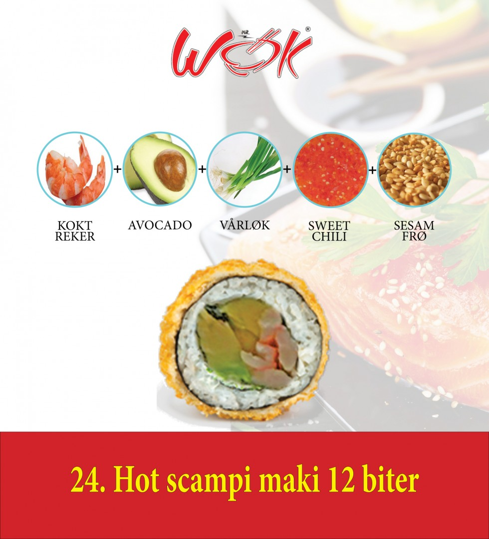 24_Hot Scampi_Maki