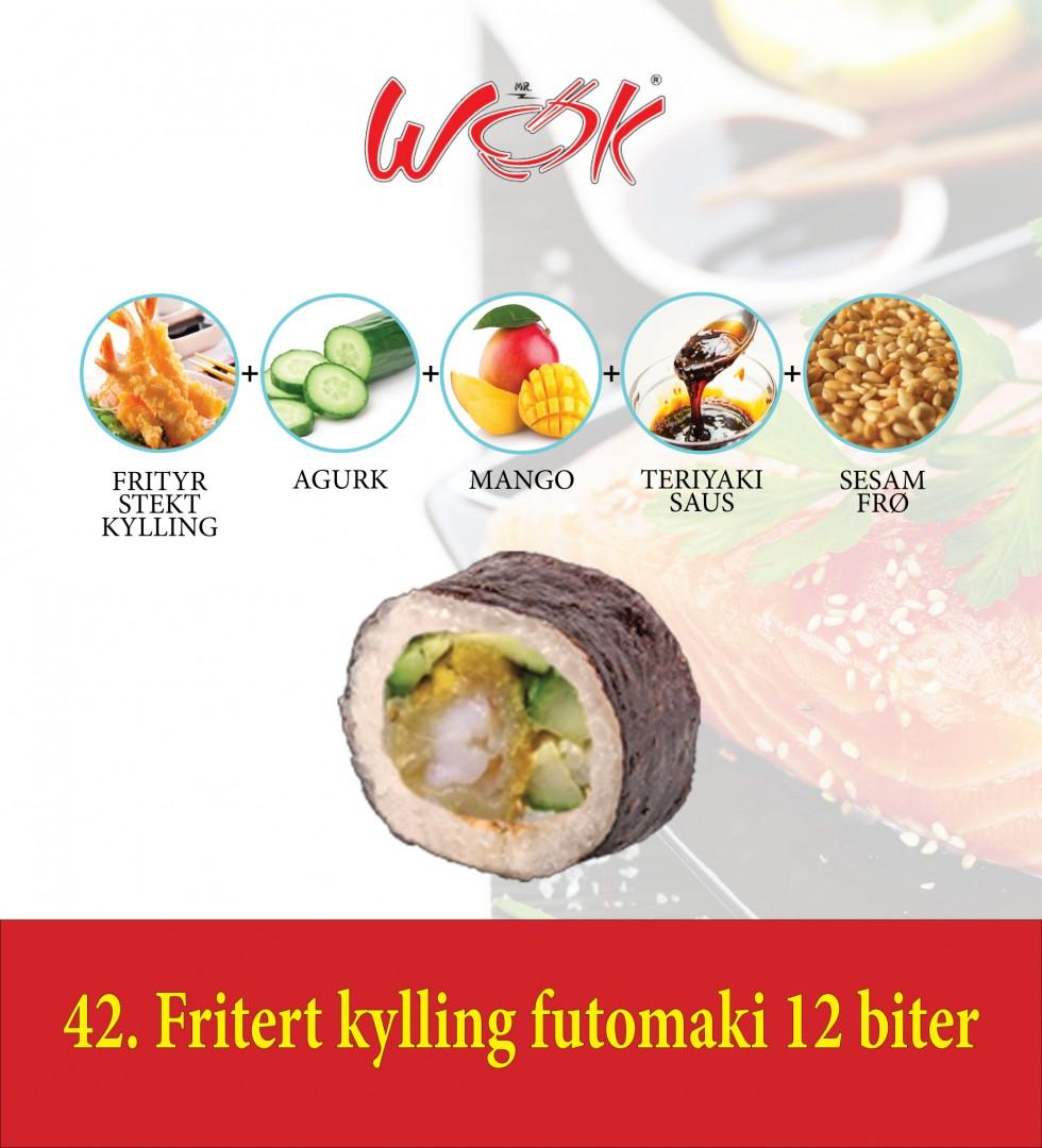 42_Fritert Kylling_Futomaki