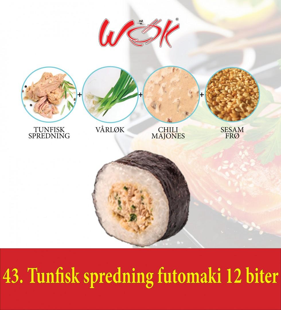 43_Tunefisk Futomaki